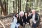 L2R: Coni Dubois, Ken Feder, Tonia Allen Gould (Coni's Sister) & Butch Robinson