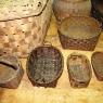 4/11/10 Barkhamsted Lighthouse Baskets made around 1817 - Photo taken by Coni Dubois