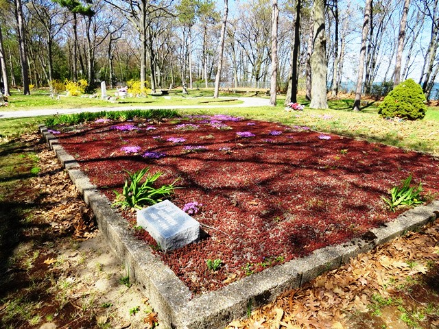 Griffith Family Plot at Sims-Whitney Cemetery - Photo taken 5-15-13 by Coni Dubois