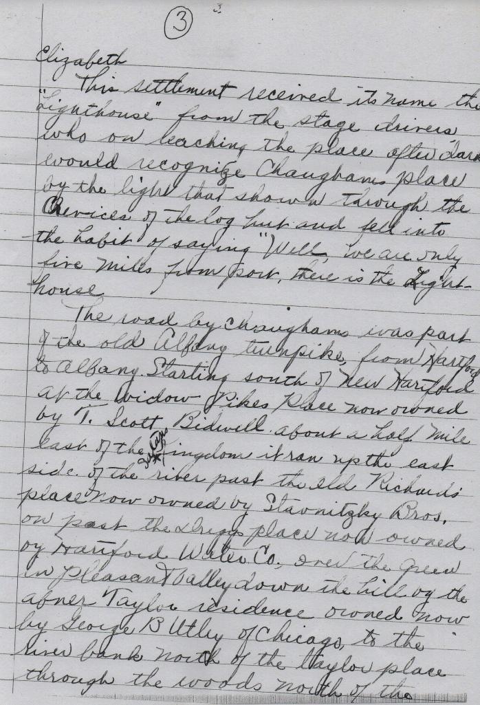 April 17, 1924 - Barkhamsted Lighthouse Sold 3