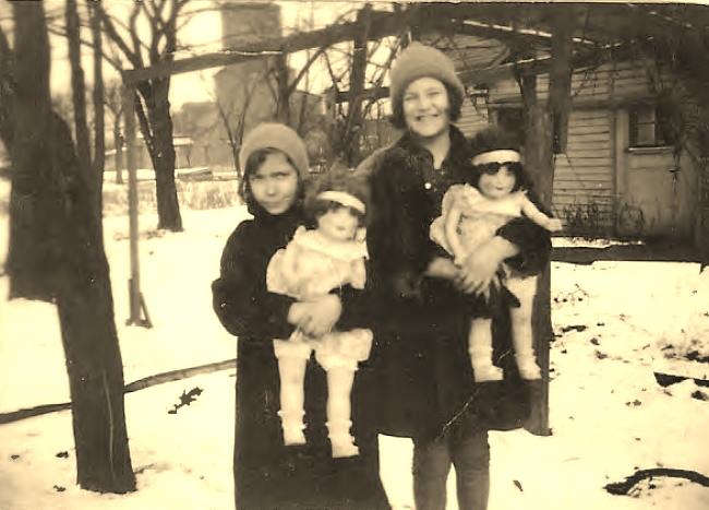 Josephine B, Mildred Marie Scheetz