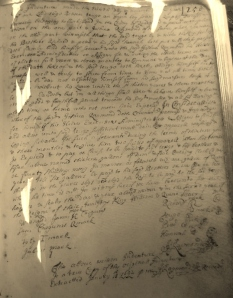 Original Indenture of Trugo to Joshua and Mercy Raymond - Donated by Sheryl Robinson