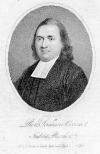 Rev Samson Occom