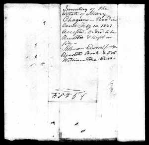 Connecticut, Wills and Probate Records, 1609-1999 for Mary Chogum - pg 5