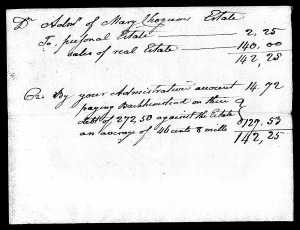 Connecticut, Wills and Probate Records, 1609-1999 for Mary Chogum - pg 6