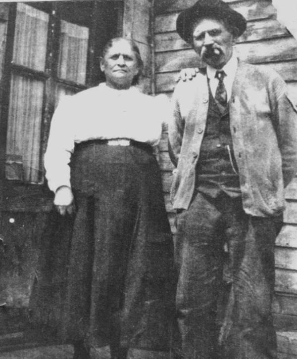 Andrew Cochran & Susan Webster