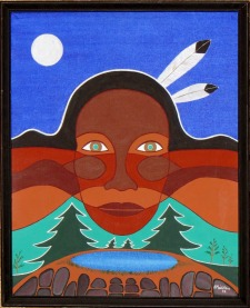 Mother Earth by Allan Madhabee 2009