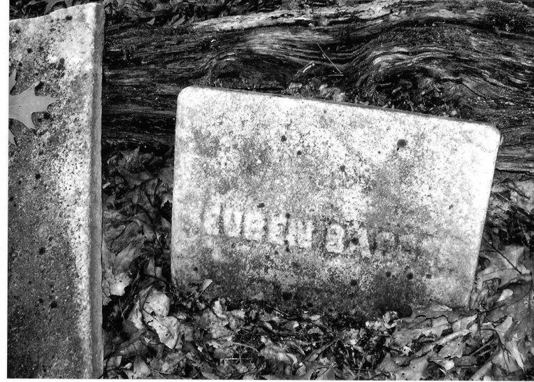 Reuben Barber Tombstone