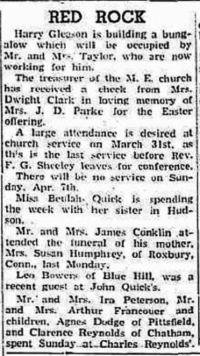 James Conklin goes to his Mother Susan Funeral