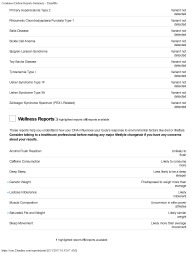 Constance Dubois Reports Summary - 23andMe_Page_4