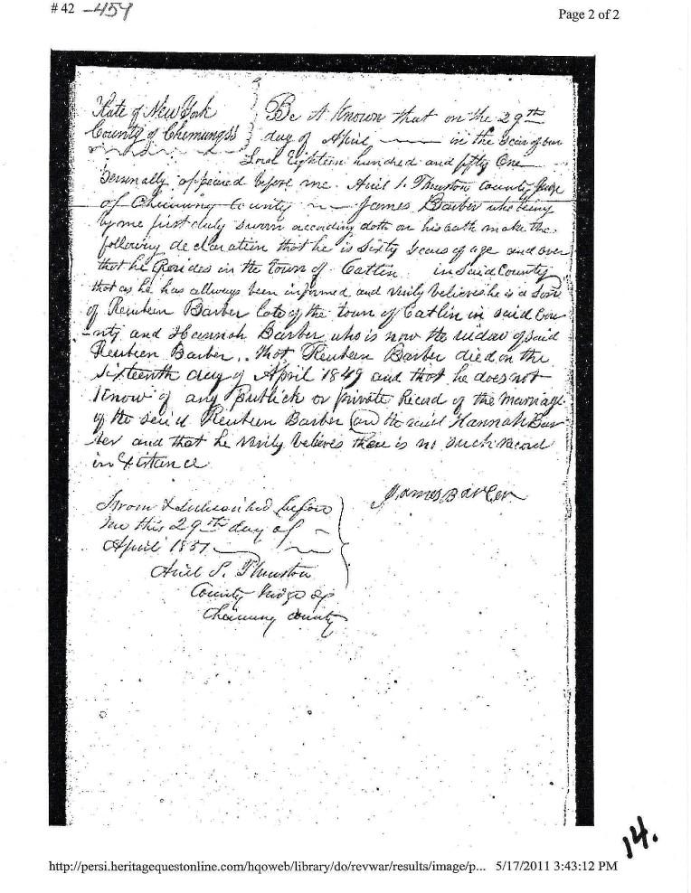 Reuben Barber Rev. Papers 14