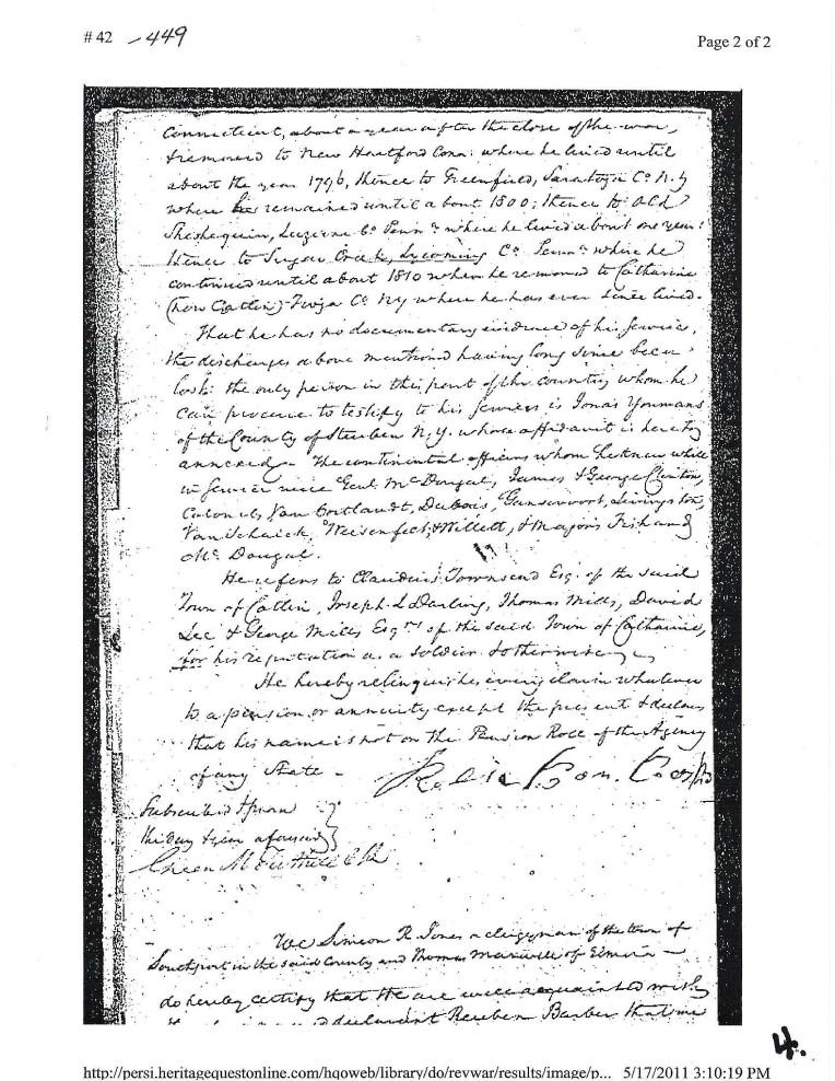 Reuben Barber Rev. Papers 4